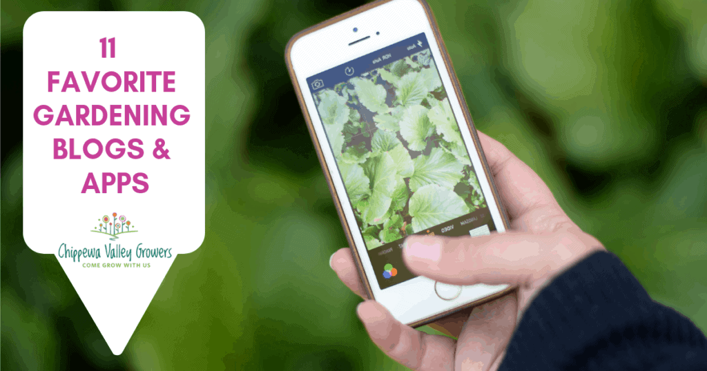 Chippewa Valley Growers - Gardening Apps and Blogs