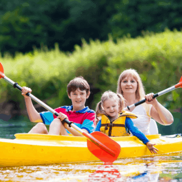 Top 5 Outdoor Summer Activities for Families in Eau Claire, WI