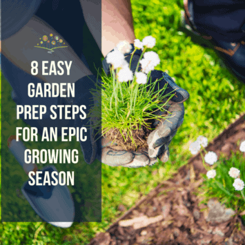 8 Easy Garden Prep Steps for an Epic Growing Season